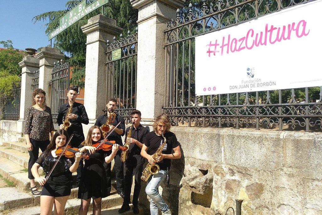 Día Europeo de la Música en Segovia - Fundación Don Juan de Borbón