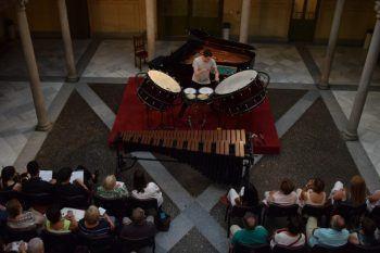 Los ganadores del I Concurso de Interpretación Musical Fundación Don Juan de Borbón actúan en el Festival Joven de MUSEG