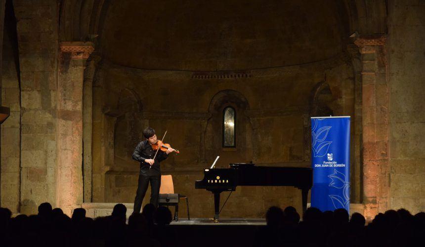 Profesores del prestigioso Curso Internacional de Música 'Matisse' recalan en Segovia para abrir la Semana de Música de Cámara de MUSEG