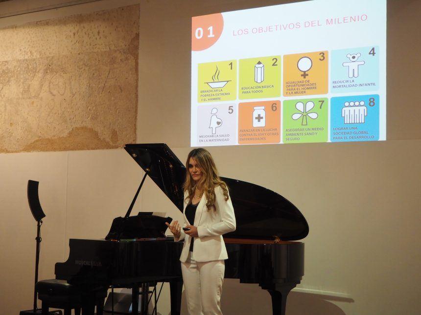 """Isabel Pérez Dobarro y MUSEG subrayan la capacidad de las artes como """"fuente de innovación, creatividad y sostenibilidad"""""""