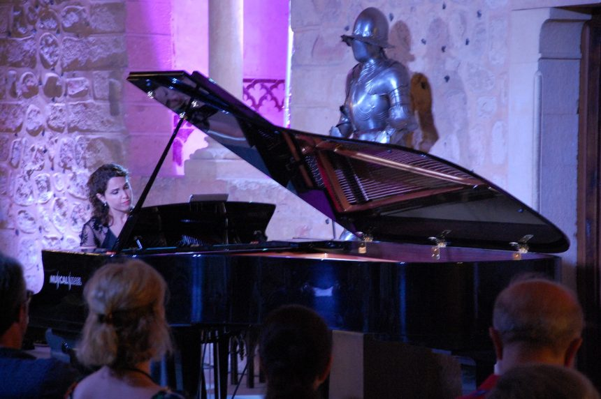 La pianista Katia Michel ensalza la faceta compositora de Alicia de Larrocha en el ciclo 'En Abierto' de MUSEG