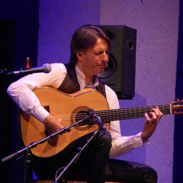 El flamenco de Manuel de la Luz pone el broche final a un MUSEG con diversidad de géneros musicales