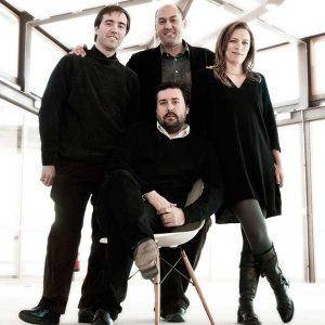 Sábado 10 de noviembre 19.00h –  Cuarteto Leonor (CNDM)