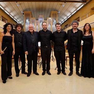 Sábado 25 de abril 19.00h –  Nuevo ensemble de Segovia (neSg)