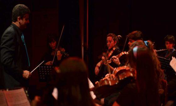 Domingo 4 de noviembre 12.30h –  Jóvenes Segovianos. Taller de música contemporánea Conservatorio de Segovia