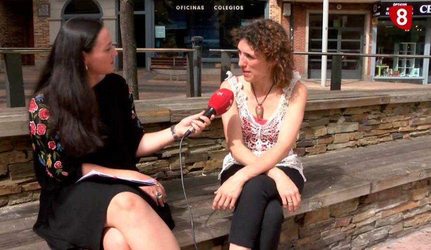 Noticias de la 8 Segovia: Entrevista Noelia Gómez Valoración Museg