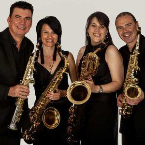 Domingo 4 de noviembre 19.00h –  Sax ensemble