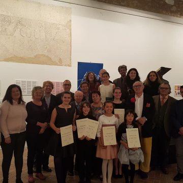La Fundación Don Juan de Borbón entrega los premios del 22 Premio Infantil de Piano Santa Cecilia