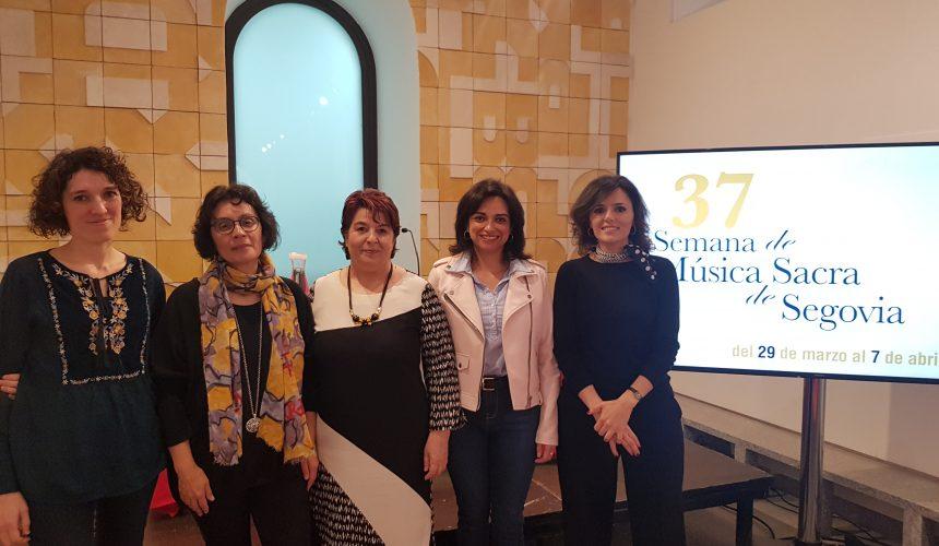 La Semana de Música Sacra celebra su 37ª edición con un programa ecléctico que incluye charlas previas a los conciertos