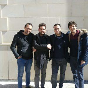 Dos de los solistas más importantes del país, Juan Luis Gallego y David Apellániz, presentan en Segovia 'Naka Ima' con obras de Takemitsu y Messiaen