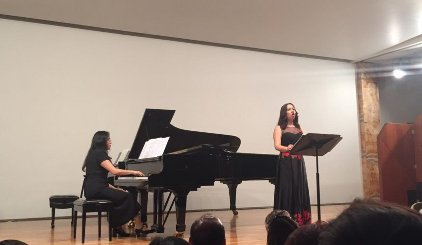La compositora segoviana María de Pablos, símbolo en México para reivindicar el papel de la mujer en la música