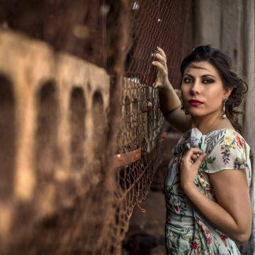 El sentir flamenco de la Semana Santa de la cantaora María José Pérez, broche de oro a la 37 Semana de Música Sacra