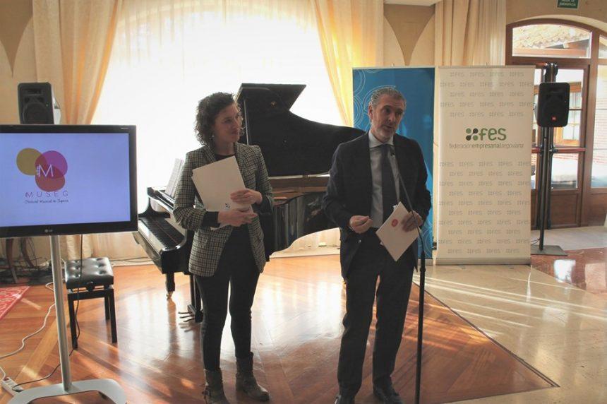 La Fundación Don Juan de Borbón y FES animan a los empresarios de la provincia a colaborar con MUSEG