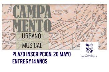La Fundación Don Juan de Borbón celebra este verano la primera edición de su campamento musical 'Con la Música a todas Artes'