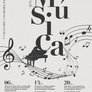 """""""V Ciclo del Valor del Patrimonio: El Valor de la Música"""", de la Fundación Valsaín y la Fundación Don Juan de Borbón"""