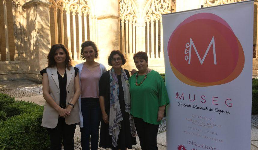 MUSEG presentará este verano más de una veintena de actuaciones junto al 50 aniversario de la Semana de Música de Cámara