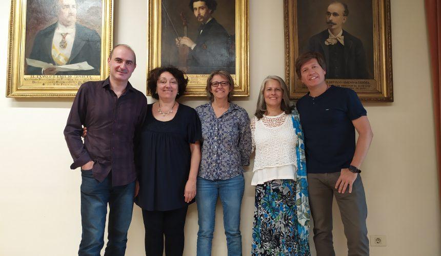 Seleccionadas las tres obras que se representarán en la Fase Final del II Concurso Mujeres Músicas María de Pablos