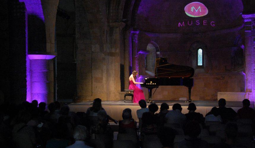 El violonchelo y el piano, protagonistas en la primera semana del Festival Joven de MUSEG