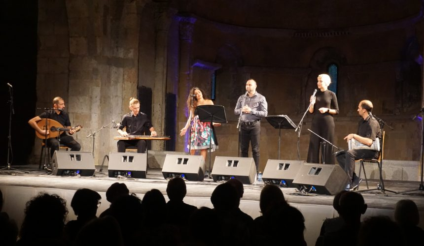 Una nueva oportunidad para músicos inmigrantes y refugiados: Orpheus XXI actúa en MUSEG