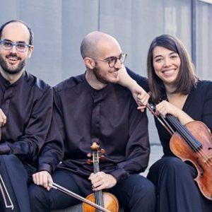 Sábado 15 de febrero 19.00h –  Cuarteto Cosmos