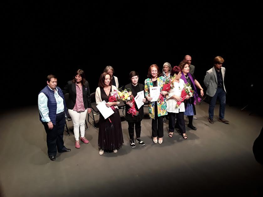 Consuelo Díez, ganadora del II Concurso Internacional de Composición María de Pablos