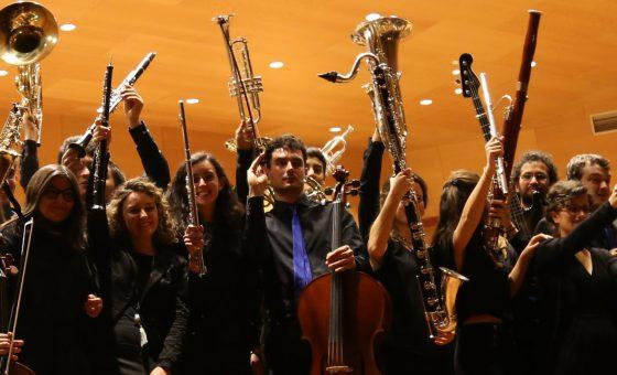 Sábado 24 de octubre 13.00h –  Banda Sinfónica Tierra de Segovia