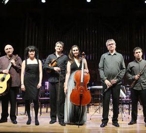 Domingo 3 de noviembre 19.00h –  Ensemble Kuraia