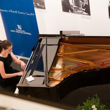 Más de una veintena de jóvenes pianistas se disputan este fin de semana el 23 Premio Infantil de Piano Santa Cecilia- Premio Hazen en Segovia