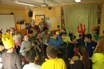 Nuevos colegios de la capital segoviana participarán en los talleres musicales de la Fundación Don Juan de Borbón