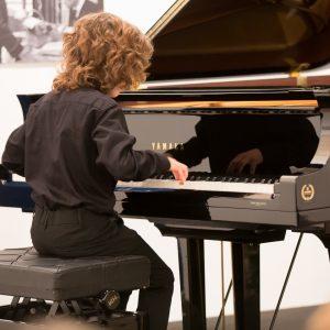 Los ganadores del 22 Premio de Piano Santa Cecilia actúan el próximo sábado en la Real Academia de Bellas Artes de San Fernando, en Madrid