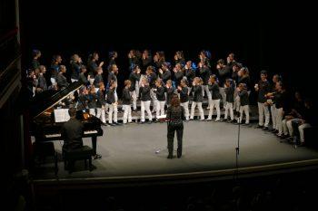 La Escolanía de Segovia inaugurará el Festival Internacional de Música Pórtico Do Paraíso con un concierto en Ourense.