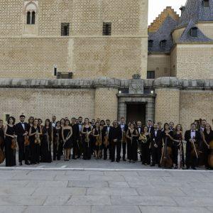Sábado 4 de abril 20:30h – Orquesta Ciudad de Segovia: coral Ágora
