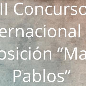 Ampliado el plazo de inscripción para el III Concurso de Composición María de Pablos