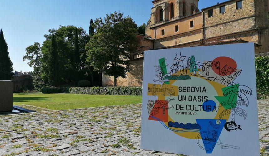 La Fundación Don Juan de Borbón integra MUSEG en el proyecto 'Segovia, un oasis de cultura', tras la cancelación de la 45 edición del Festival Musical de Segovia por la COVID-19