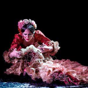 La bailaora Macarena Ramírez presenta '8Letras 8Palos' en 'Segovia, un oasis de cultura'