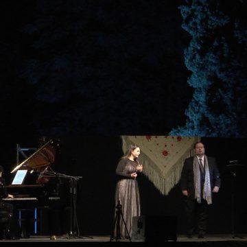 """Mágica noche de ópera y zarzuela en """"Segovia, un oasis de cultura"""""""