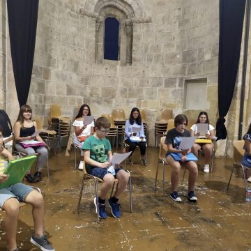 Abierto el plazo de inscripción para la Escolanía de Segovia