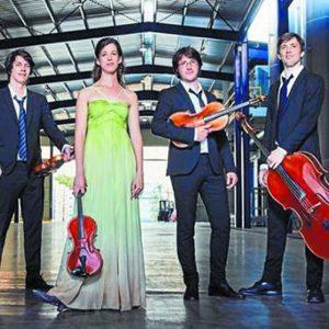 Sábado 6 de febrero 19.00h –  Cuarteto Gerhard