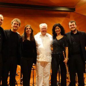 Viernes 19 de marzo 20.30h –  Nuevo Ensemble de Segovia (neSg)