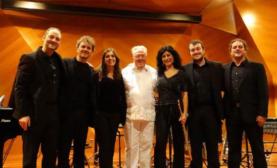 Domingo 21 de marzo 19.00h –  Nuevo Ensemble de Segovia (neSg)