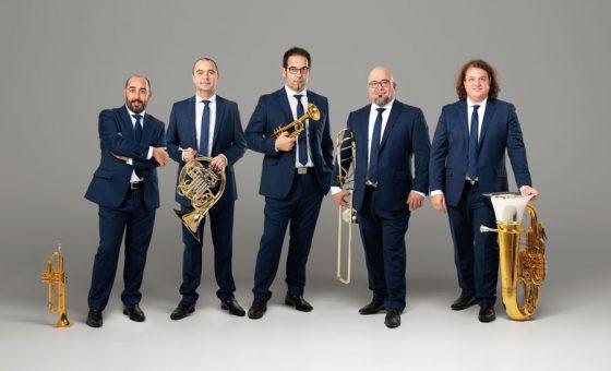 Viernes 6 de noviembre 19.00h –  Spanish Brass