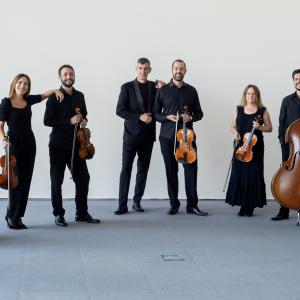 Viernes 23 de octubre 20.30h –  Orquesta Sinfónica de Castilla y León: Camerata IberyCas