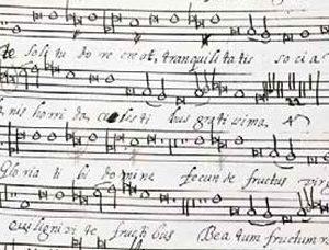 Taller de Canto Gregoriano
