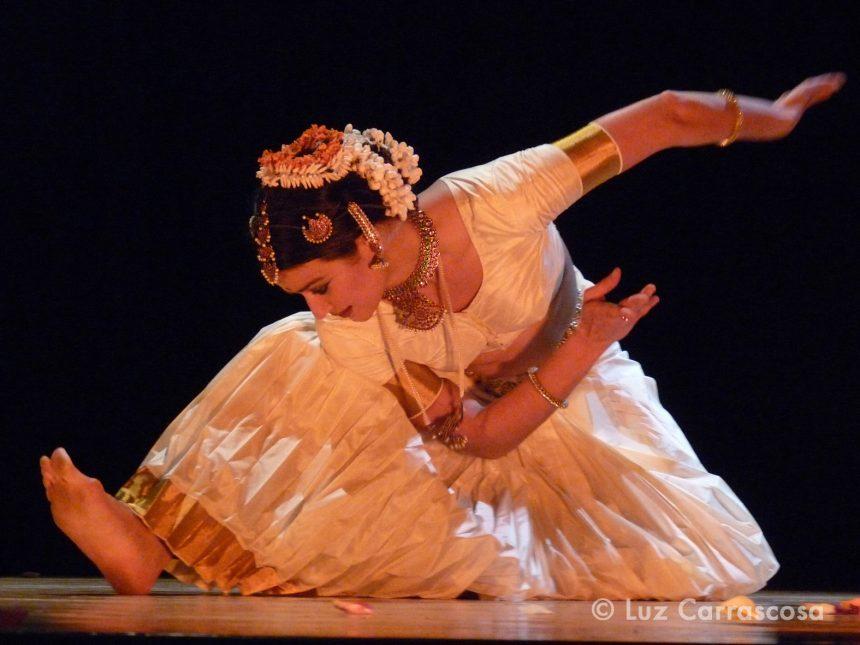 La bailarina Mónica de la Fuente sustituye a Nshoma Nwabi este sábado en la 39ª Semana de Música Sacra de Segovia