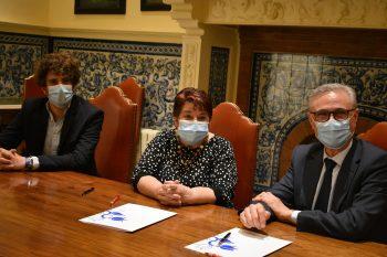 La Fundación Don Juan de Borbón y la Fundación Caja Rural firman un acuerdo de colaboración