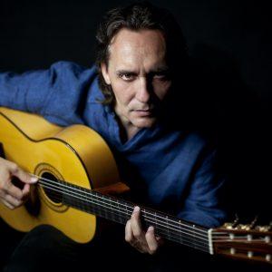 El guitarrista Vicente Amigo y el prestigioso grupo L´Arpeggiata, en MUSEG 2021