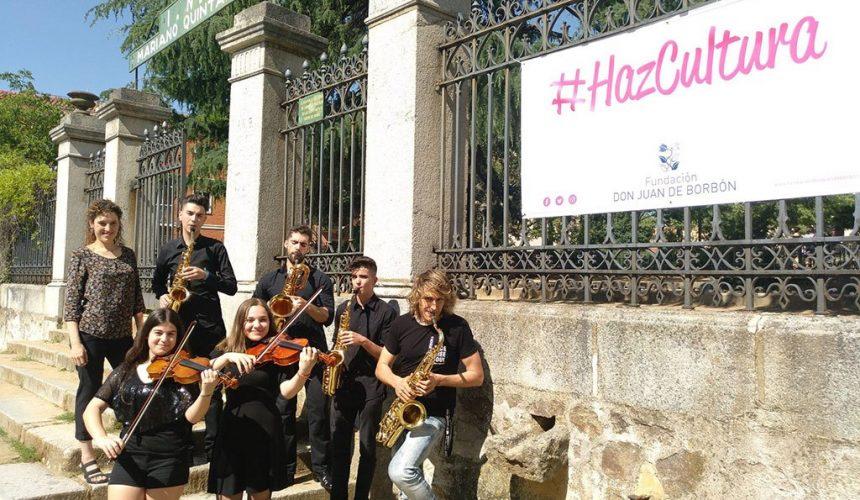 La Fundación Don Juan de Borbón abre la celebración del Día Europeo de la Música a la participación de estudiantes, amateurs y músicos profesionales