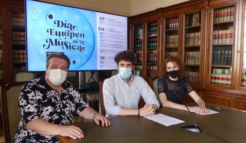 Segovia se encuentra con sus intérpretes en el Día Europeo de la Música