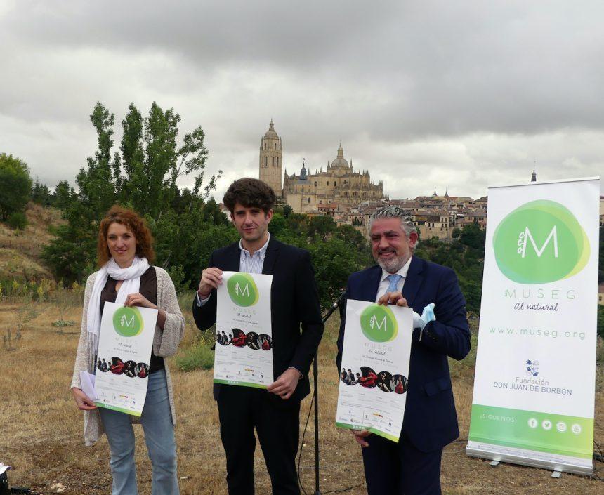 """""""MUSEG al natural"""" se estrena este verano en la provincia con actuaciones en La Pinilla o la Ermita de San Frutos"""