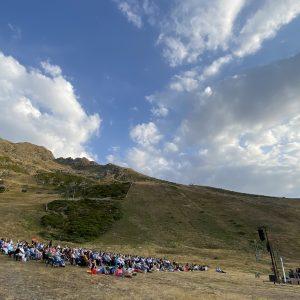 'MUSEG al natural' se despide con un 98% del aforo total y la intención de repetir la experiencia el próximo verano